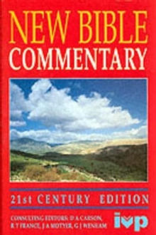 New Bible Commentary : 21st Century Edition, Hardback Book