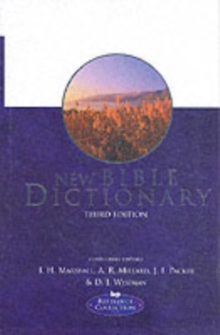 New Bible Dictionary, Hardback Book