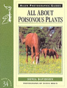 All About Poisonous Plants, Paperback / softback Book
