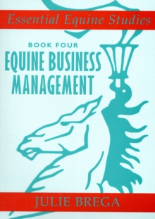 Equine Business Management, Paperback Book
