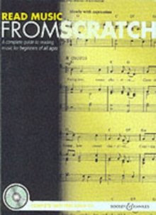 Read Music from Scratch, Sheet music Book