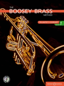 The Boosey Brass Method : Trumpet Bk. 1, Mixed media product Book
