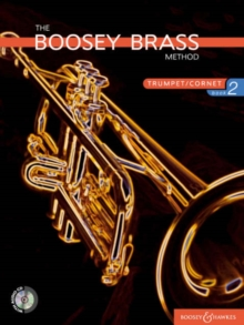The Boosey Brass Method : Trumpet/cornet Bk. 2, Mixed media product Book