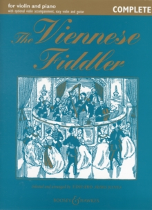 Viennese Fiddler (Violin/Piano), Paperback / softback Book