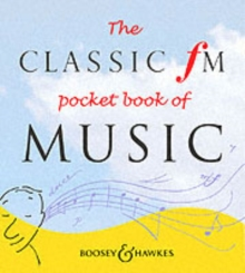 The Classic FM Pocket Book of Music, Paperback / softback Book