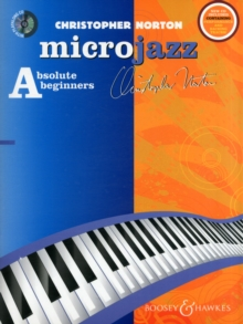 Microjazz : Absolute Beginners, Mixed media product Book