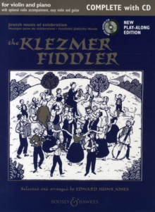 The Klezmer Fiddler : Complete, Mixed media product Book