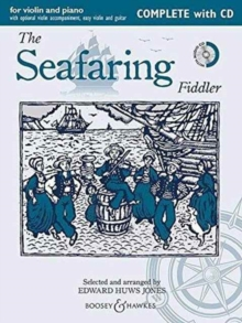 The Seafaring Fiddler, Mixed media product Book