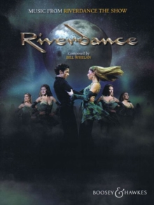 Music from Riverdance - the Show, Sheet music Book