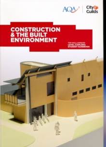 Student Handbook Level 2 Diploma in Construction and the Built Environment : Level 2 diploma, Paperback Book