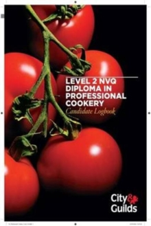 Level 2 NVQ Diploma in Professional Cookery Candidate Logbook, Loose-leaf Book