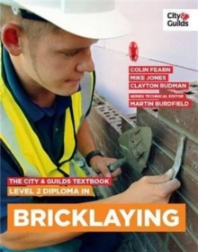 The City & Guilds Textbook: Level 2 Diploma in Bricklaying, Paperback / softback Book