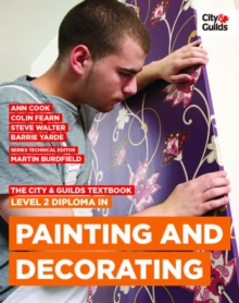 The City & Guilds Textbook: Level 2 Diploma in Painting & Decorating, Paperback Book
