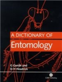 Dictionary of En, Paperback Book