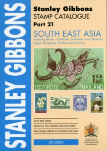 Stamp Catalogue : South-East Asia Part 21, Paperback Book