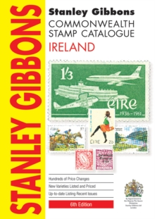 Stanley Gibbons Catalogue : Ireland, Paperback Book
