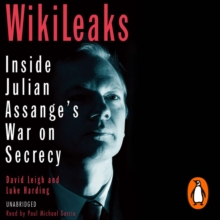 WikiLeaks : Inside Julian Assange's War on Secrecy, eAudiobook MP3 eaudioBook