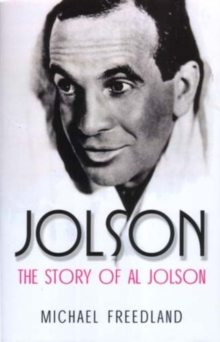 Jolson : The Story of Al Jolson, Paperback Book