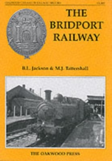 The Bridport Railway, Hardback Book