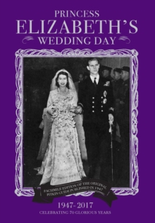Princess Elizabeth's Wedding Day, Paperback Book