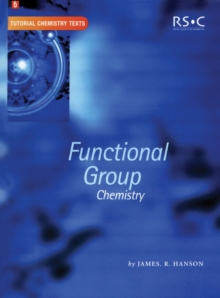 Functional Group Chemistry, Paperback Book
