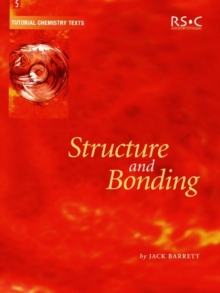 Structure and Bonding, Paperback / softback Book