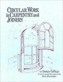 Circular Work in Carpentry and Joinery, Paperback Book
