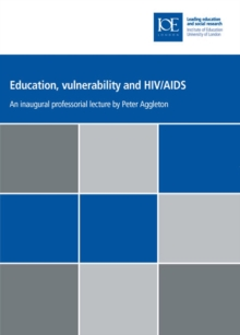Education, vulnerability and HIV/AIDS, PDF eBook