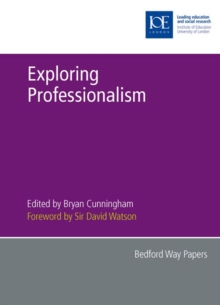 Exploring Professionalism, PDF eBook