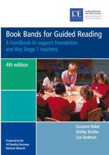 Book Bands for Guided Reading : A handbook to support Foundation and Key Stage 1 teachers, PDF eBook