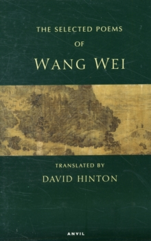 Selected Poems: Wang Wei, Paperback Book