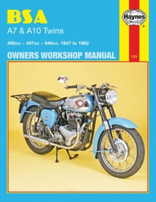 BSA A7 & A10 Twins (47 - 62), Paperback / softback Book