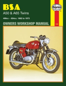 BSA A50 & A65 Twins (62 - 73), Paperback / softback Book