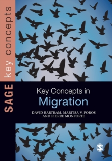Key Concepts in Migration, Paperback Book