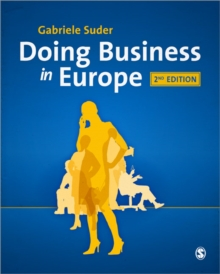 Doing Business in Europe, Paperback Book