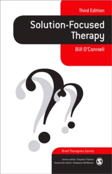 Solution-Focused Therapy, Paperback / softback Book