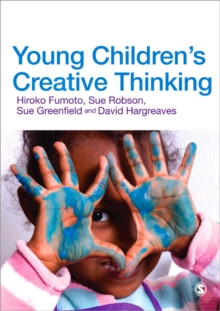 Young Children's Creative Thinking, Paperback Book