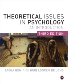 Theoretical Issues in Psychology : An Introduction, Paperback Book