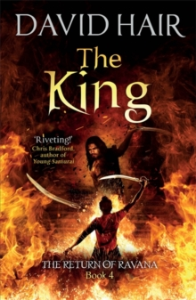 The King : The Return of Ravana Book 4, Paperback / softback Book
