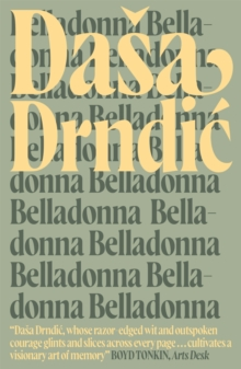 Belladonna, EPUB eBook