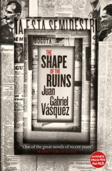 The Shape of the Ruins, Hardback Book