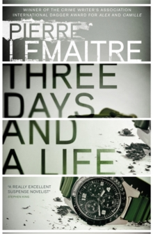 Three Days and a Life, Hardback Book