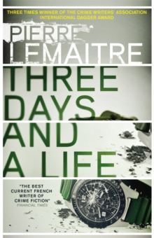 Three Days and a Life, Paperback Book