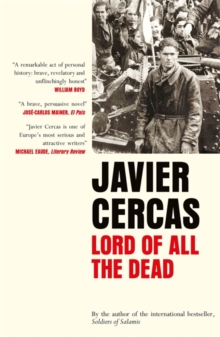Lord of All the Dead, Hardback Book