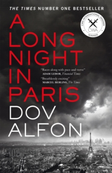 A Long Night in Paris : The must-read thriller from the new master of spy fiction, EPUB eBook