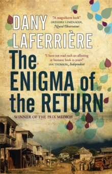 The Enigma of the Return, Paperback / softback Book