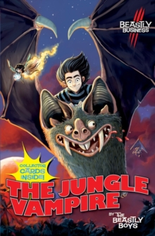 The Jungle Vampire: An Awfully Beastly Business, Paperback Book
