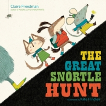 The Great Snortle Hunt, Paperback Book