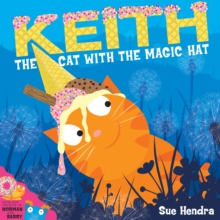 Keith the Cat with the Magic Hat, Paperback / softback Book