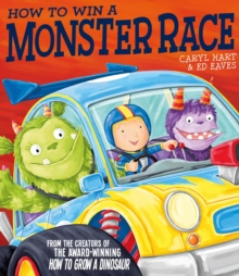 How to Win a Monster Race, Paperback Book